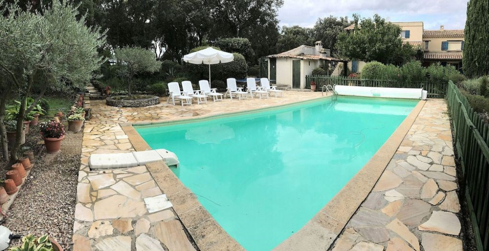 Location vacances Sérignan-du-Comtat -  Gite - 5 personnes - Barbecue - Photo N° 1