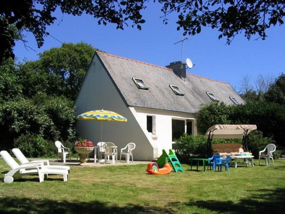 Jolie maison campagne, exposition sud, terrasse et jardin au calme, proximité mer