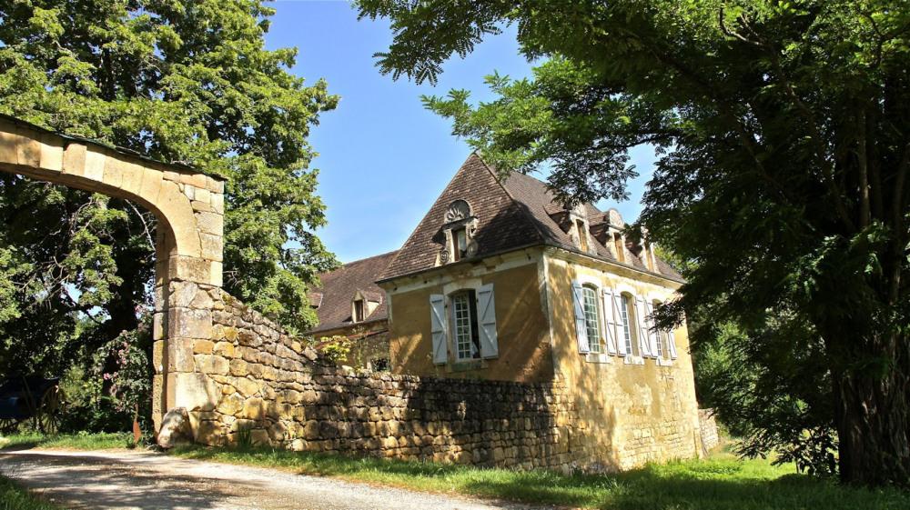 Location vacances Sainte-Mondane -  Chambre d'hôtes - 15 personnes -  - Photo N° 1