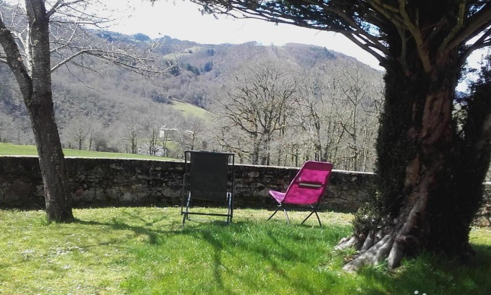 Location vacances Entraygues-sur-Truyère -  Appartement - 3 personnes - Barbecue - Photo N° 1