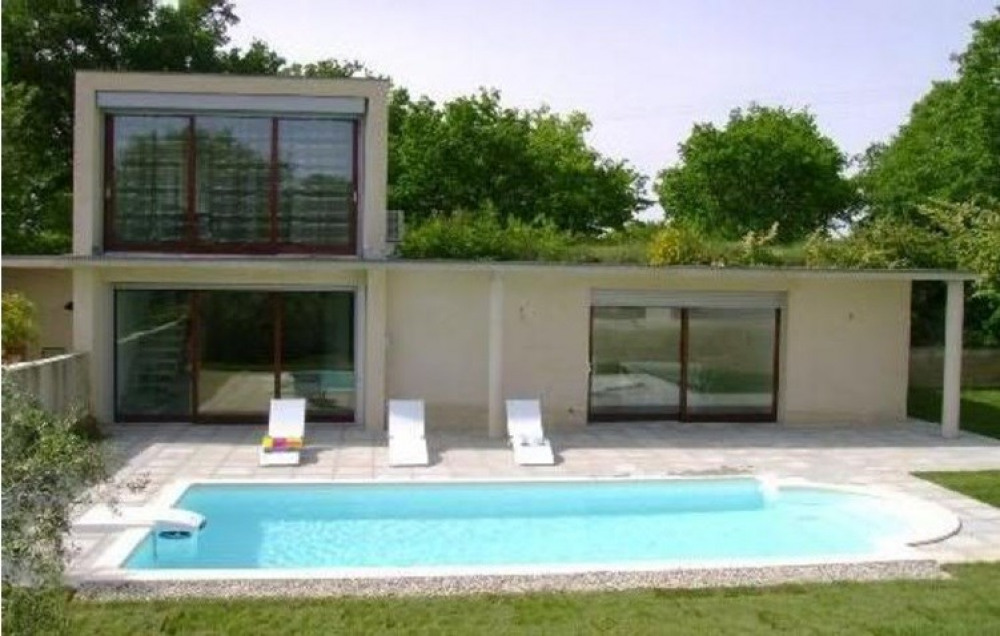Location villa a Malaucene