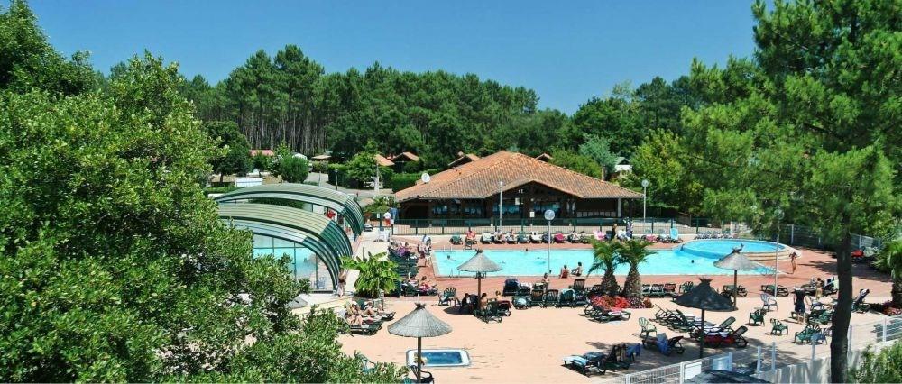 Camping Sandaya Le Col Vert, 800 emplacements, 474 locatifs