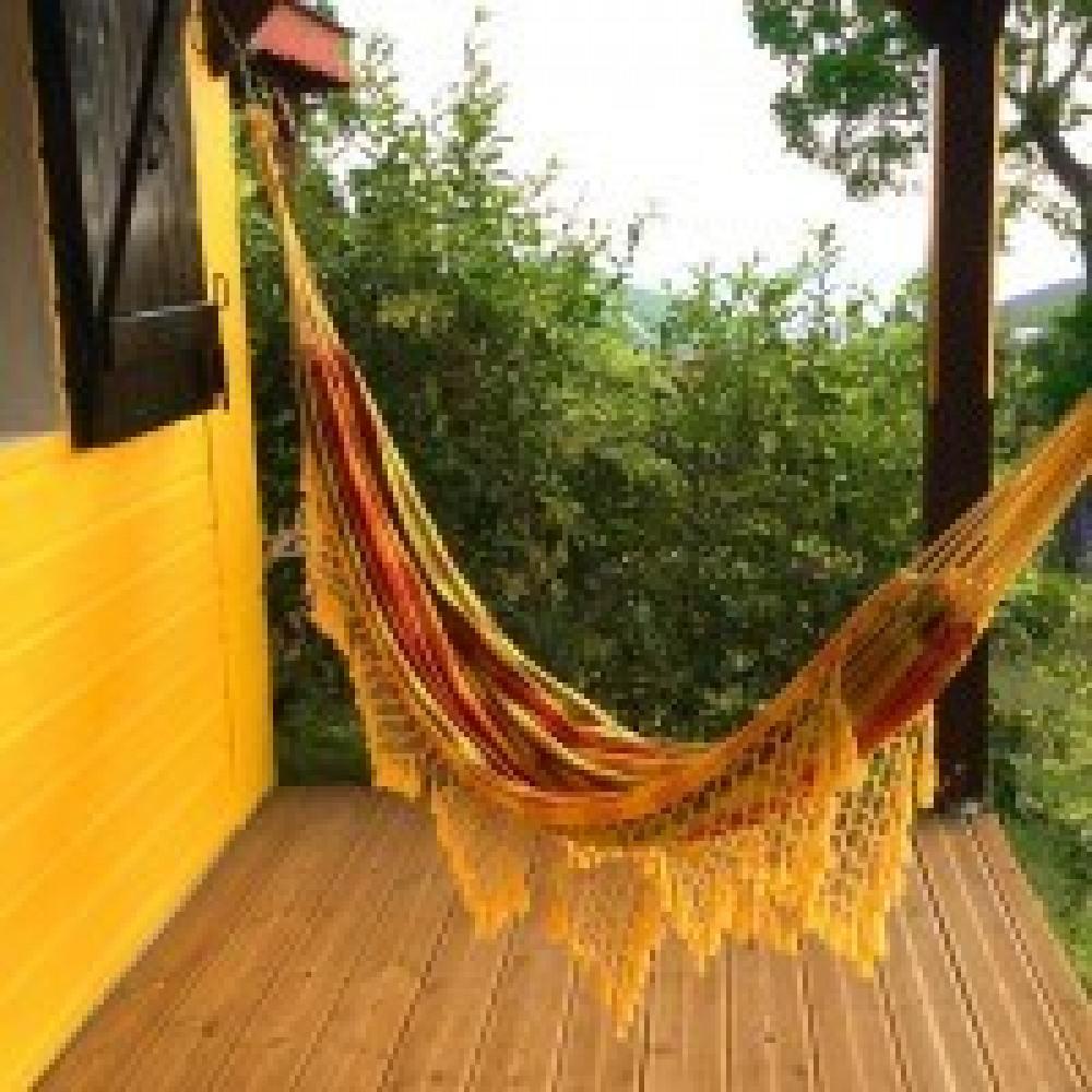 terrasse du gîte goyave