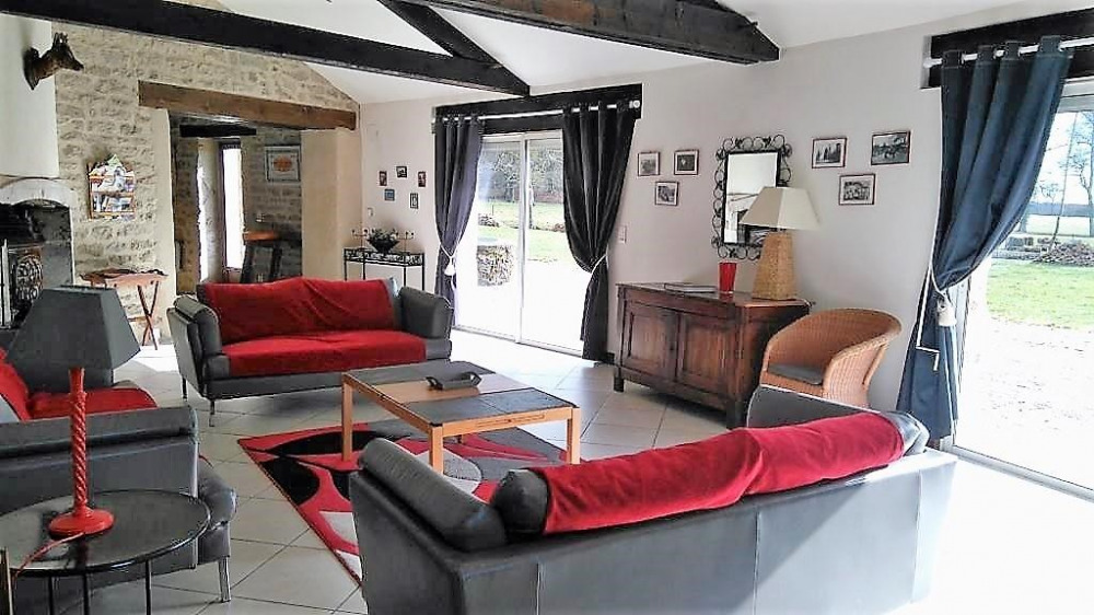 Location vacances Musigny -  Maison - 9 personnes - Barbecue - Photo N° 1