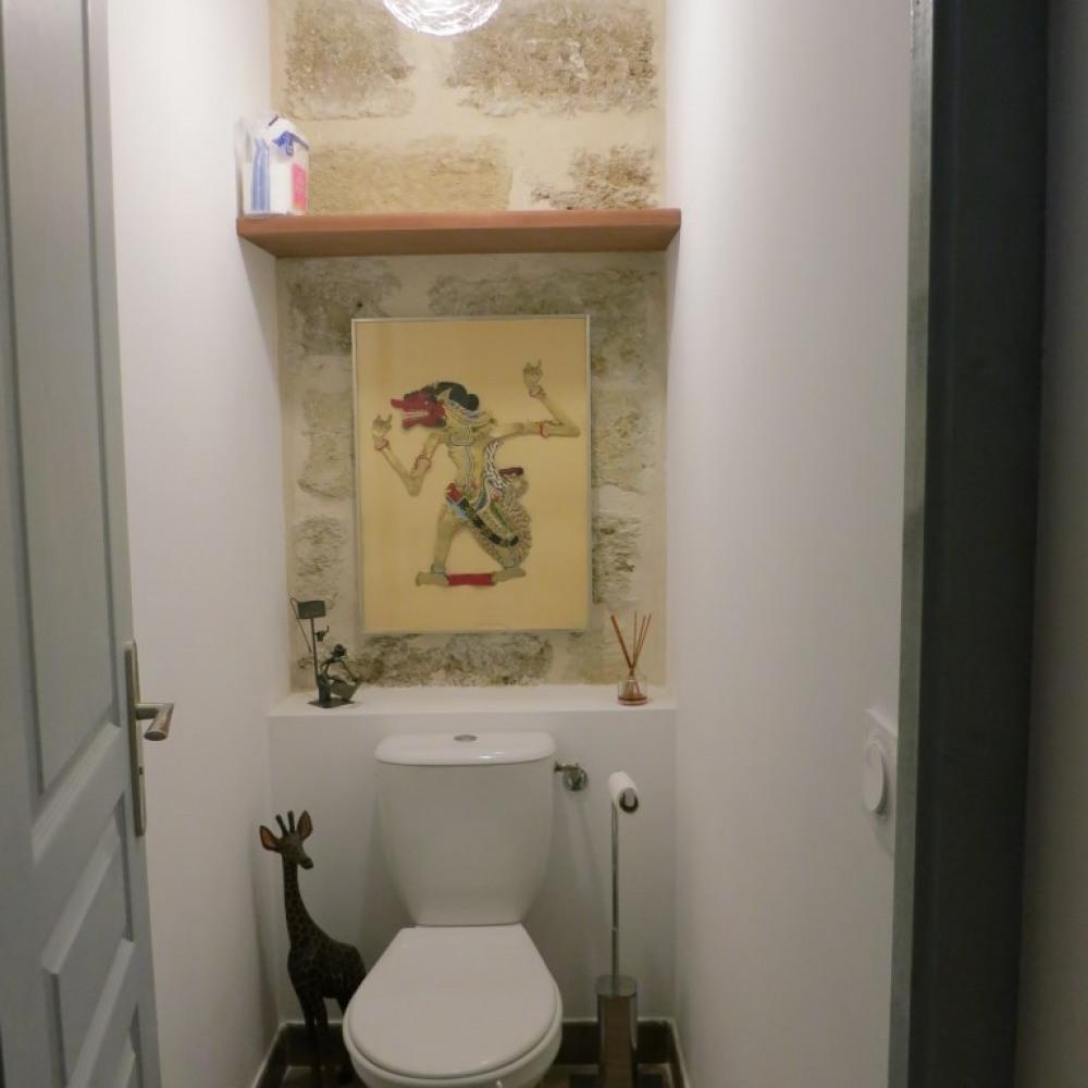 WC séparé