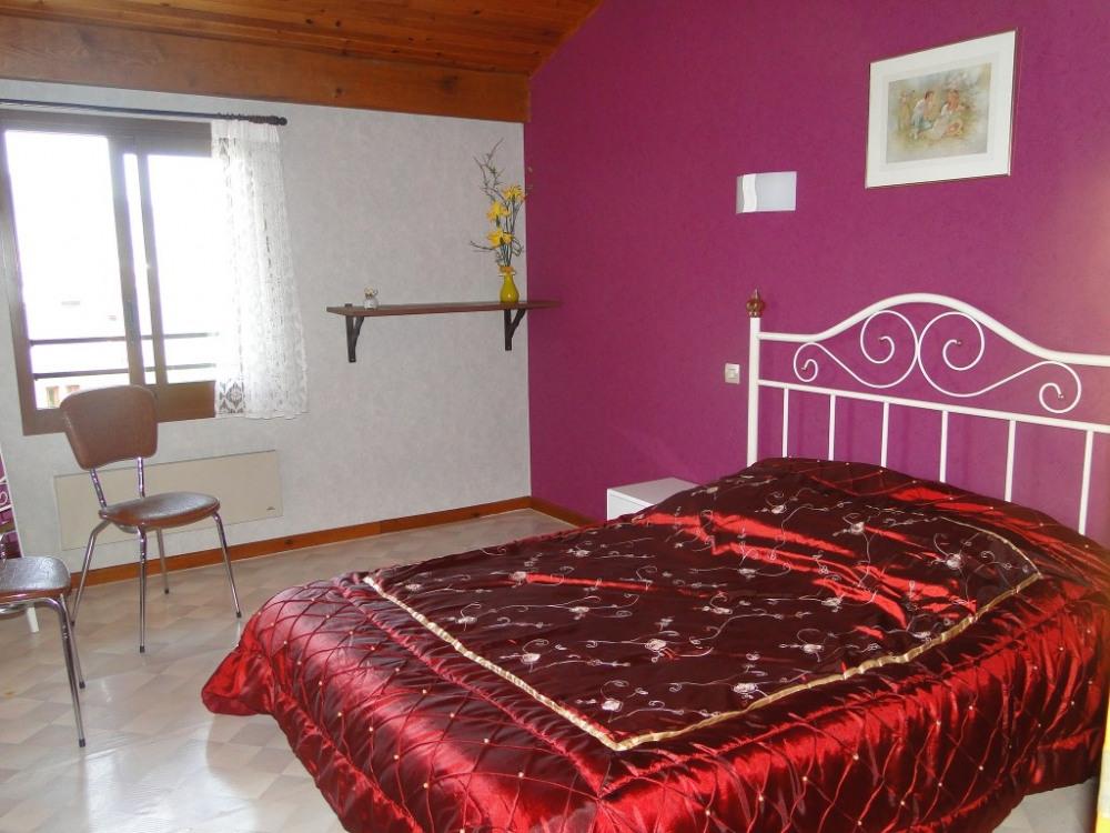 chambre 3 - lit en 140