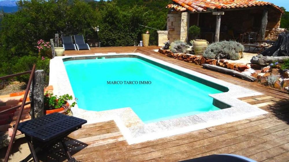 Villa Carole piscine