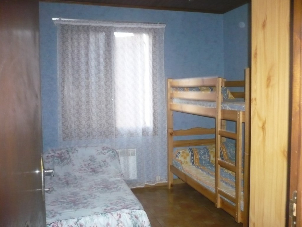 Chambre secondaire - 3 couchages