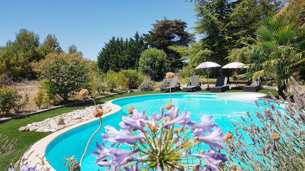 Location vacances Ferran -  Gite - 5 personnes - Barbecue - Photo N° 1