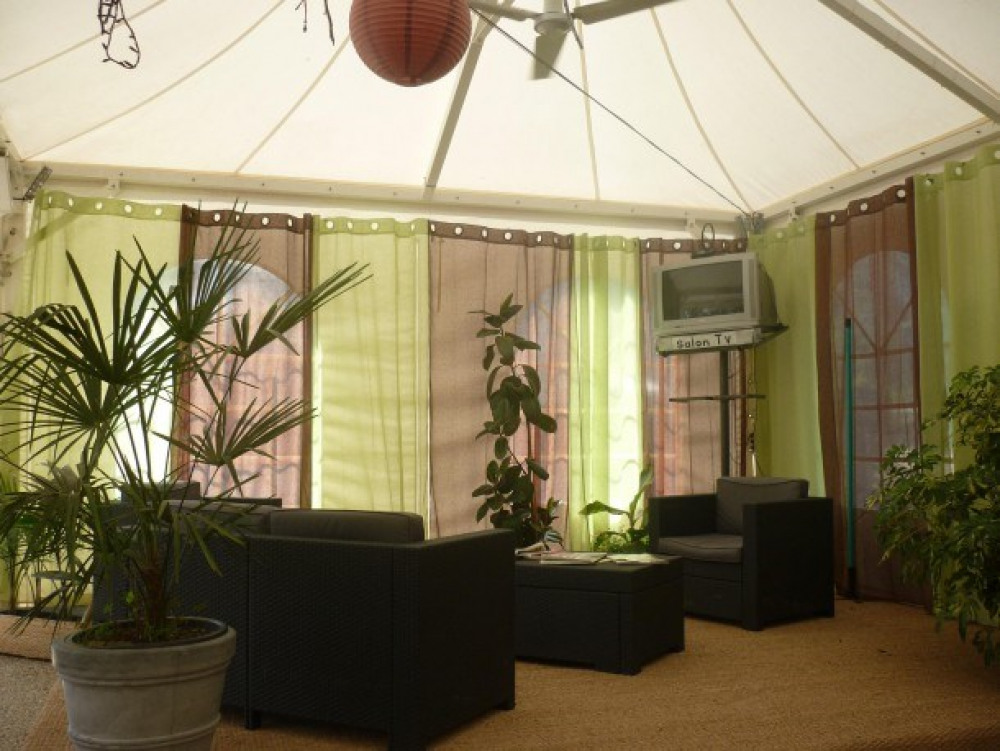 Camping DU LAC - Cottage