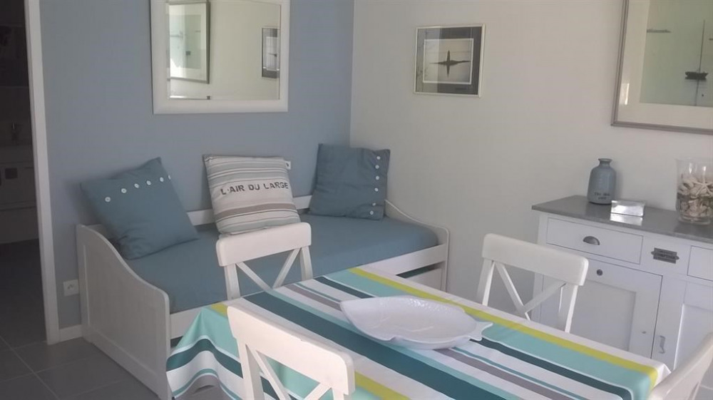 Holiday rentals Bricqueville-sur-Mer - House - 4 persons - BBQ - Photo N° 1