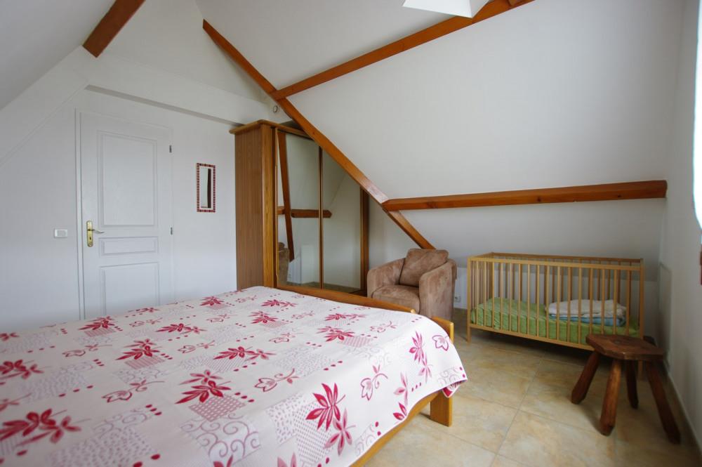Chambre 3 lit 160 + berceau