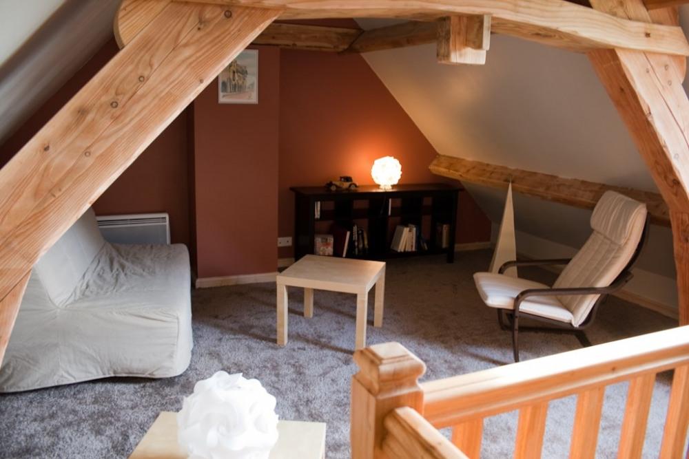 Gîte 3 chambre second étage