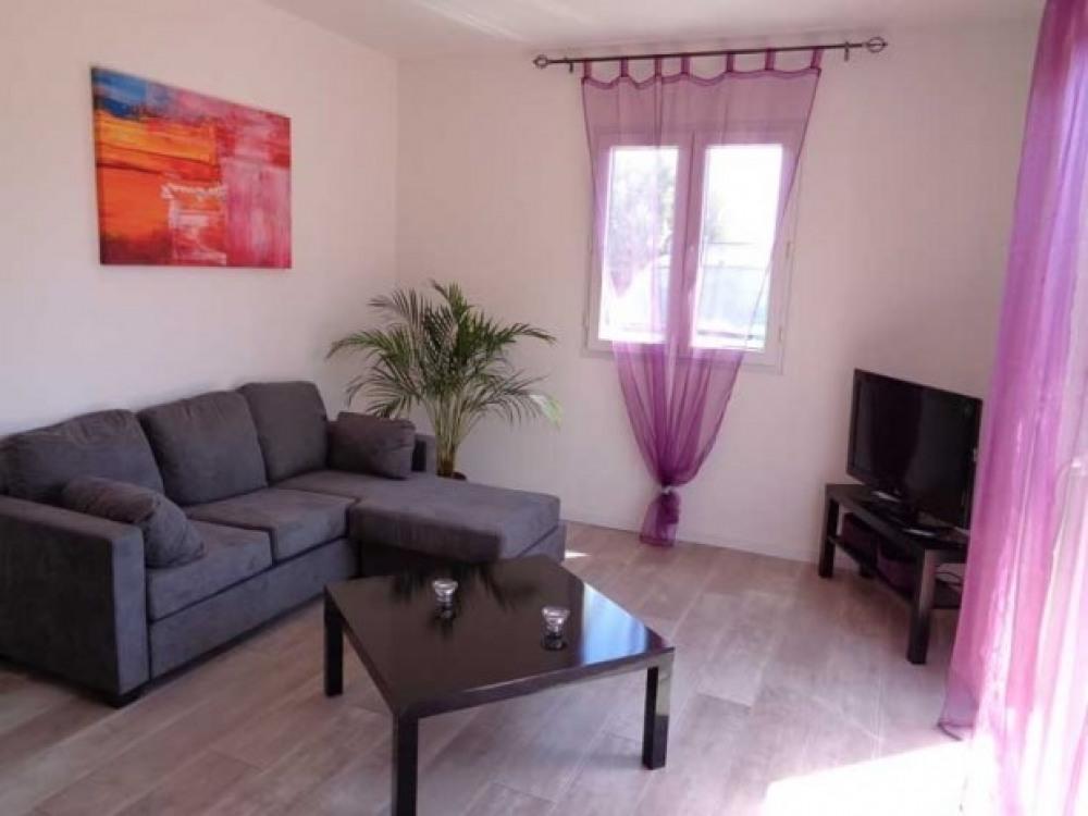 Charmante villa, plain pied, jardin, tout confort, internet - Sainte-Florine
