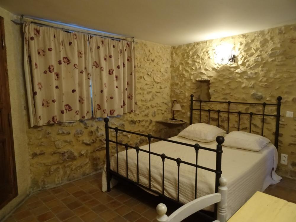 chambre 1 lit 2 places