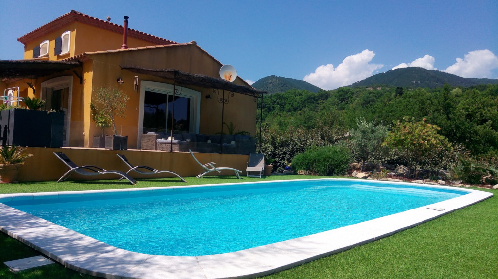 Holiday rentals Soubès - House - 6 persons - BBQ - Photo N° 1