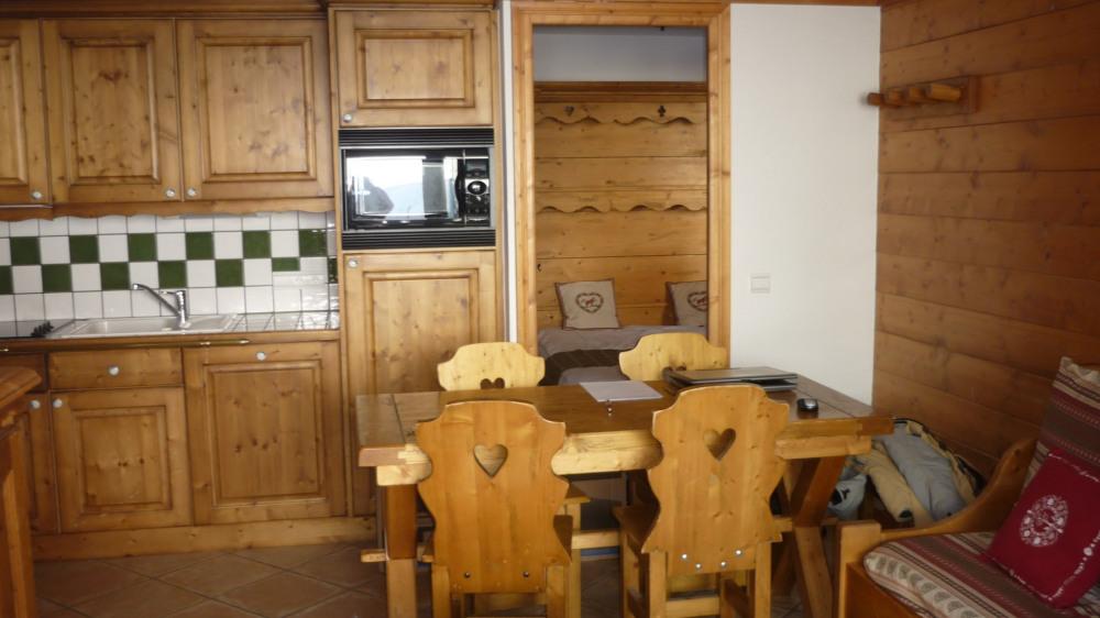 Appartement Les Alpages de Reberty - Edelweiss 9