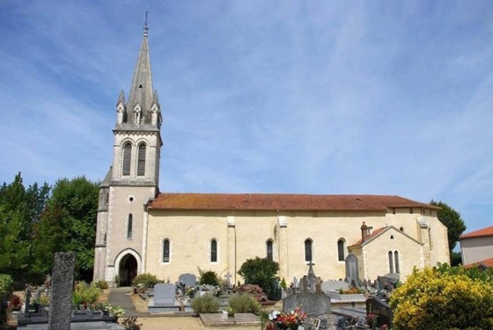 Église Saint-André de Seignosse