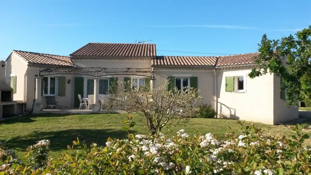 Holiday rentals Vaison-la-Romaine - Cottage - 6 persons - BBQ - Photo N° 1