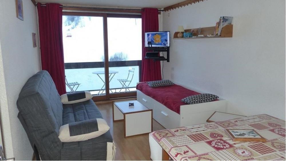Alquileres de vacaciones Villarembert - Apartamento - 5 personas - Mesa de ping pong - Foto N° 1
