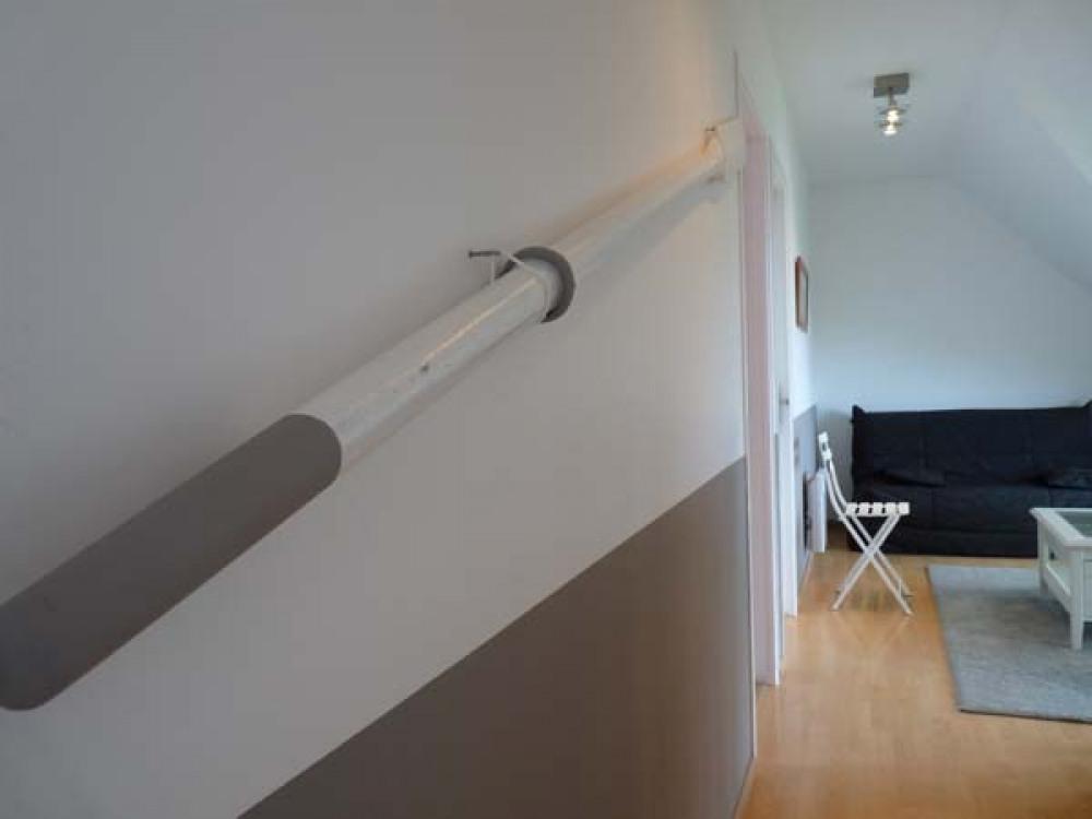 Décoration à l'étage