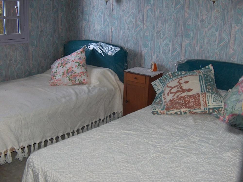 2ieme chambre avec 2 lits