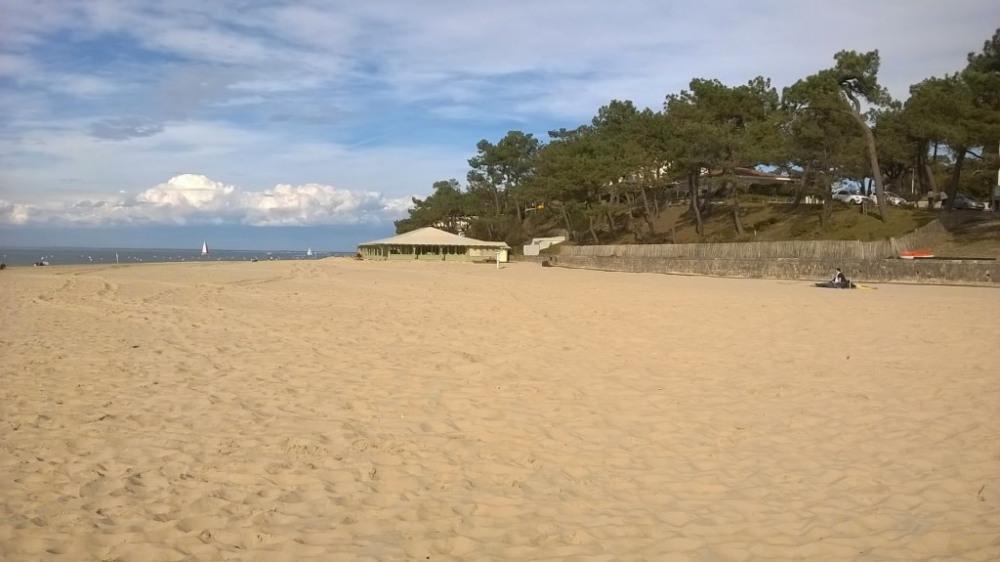 Appartement à 100m plage