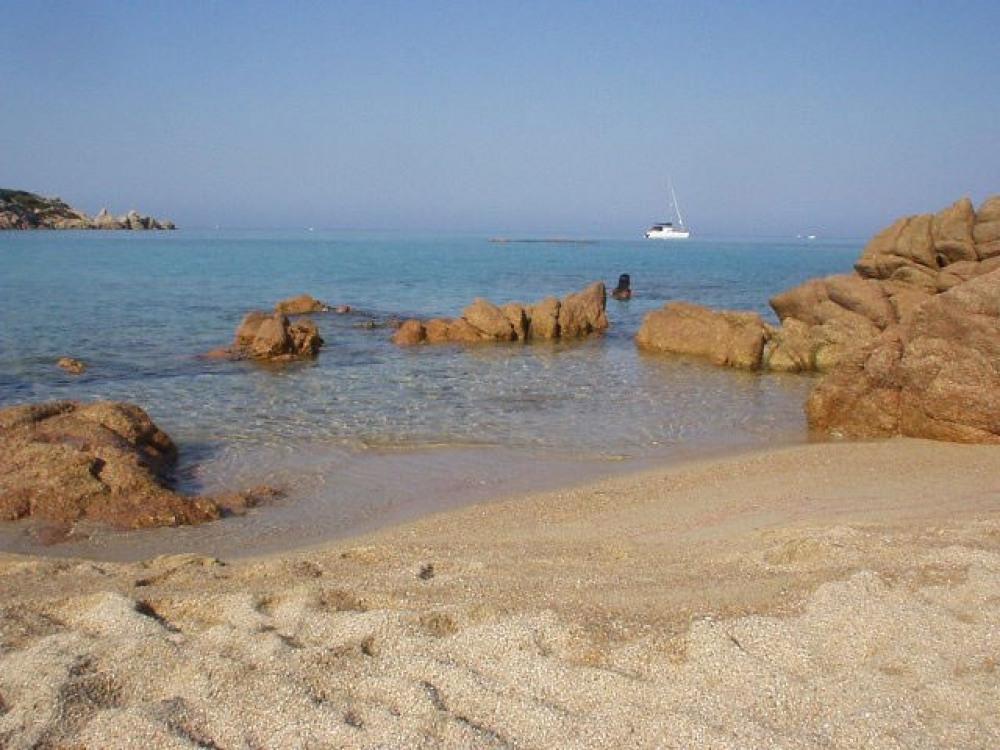 merveilleuse alchimie entre  ciel, mer, roche,sable