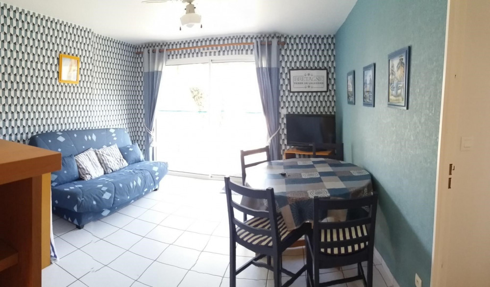 Holiday rentals Carnac - Apartment - 4 persons - Garden furniture - Photo N° 1