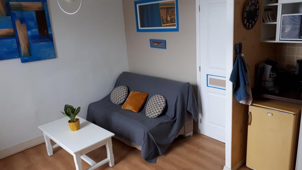 Location vacances Trébeurden -  Appartement - 4 personnes - Jeux de société - Photo N° 1