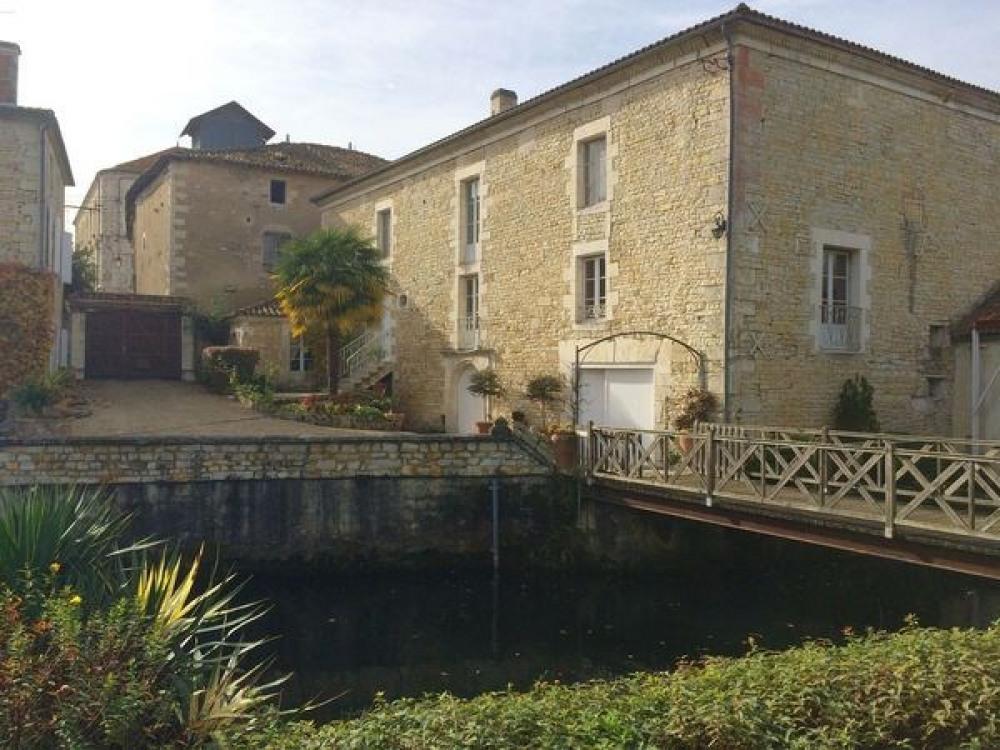 Gite Loft du Moulin de Mansle