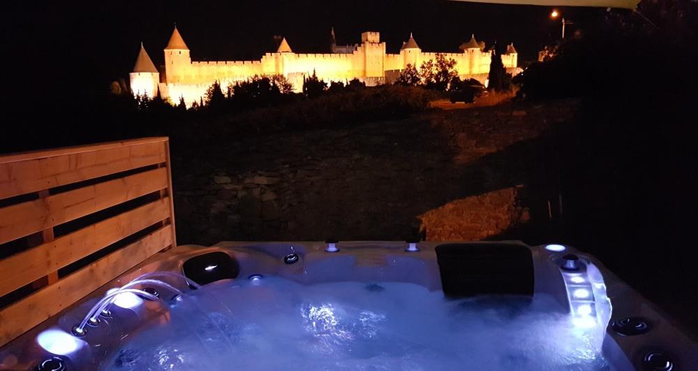 Location vacances Carcassonne -  Maison - 20 personnes - Barbecue - Photo N° 1