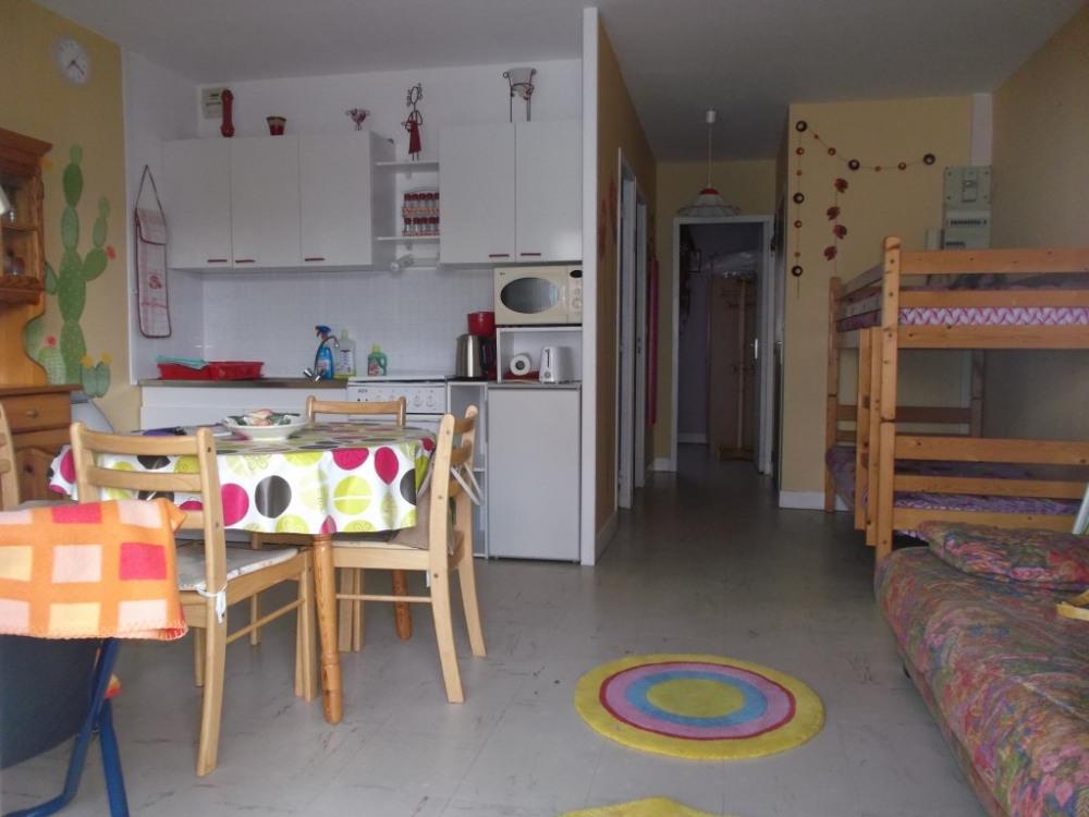 Appartement 80 mètres de la plage