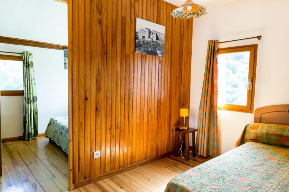 chambre étage et partie mezzanine