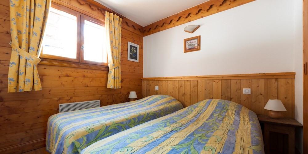 Chambre avec deux lits (non rapproché)