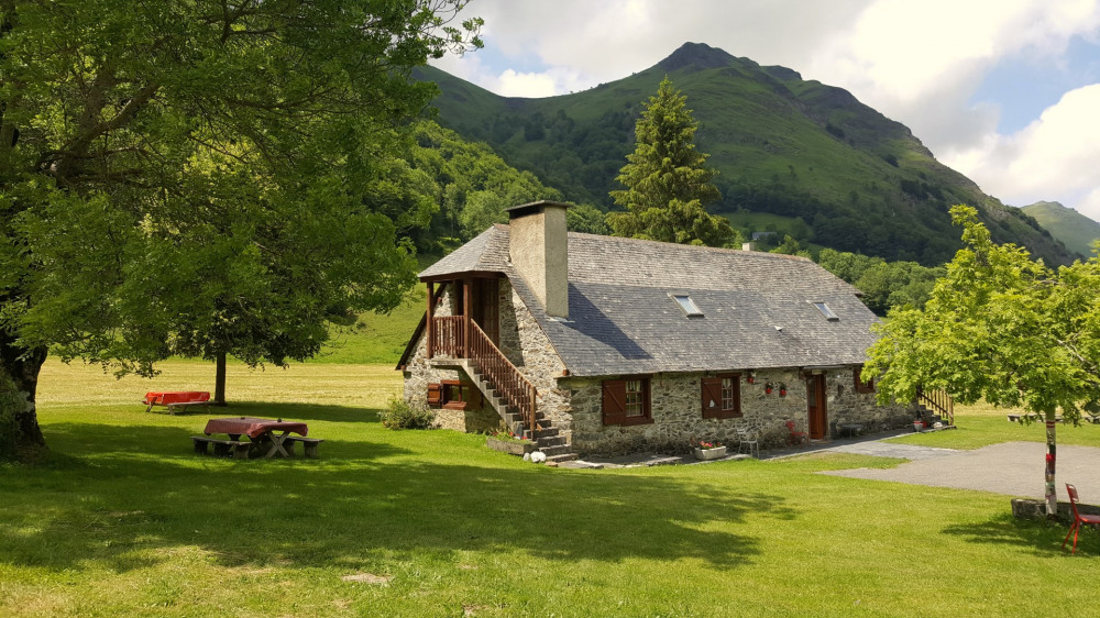 Location vacances Estaing -  Gite - 20 personnes - Barbecue - Photo N° 1