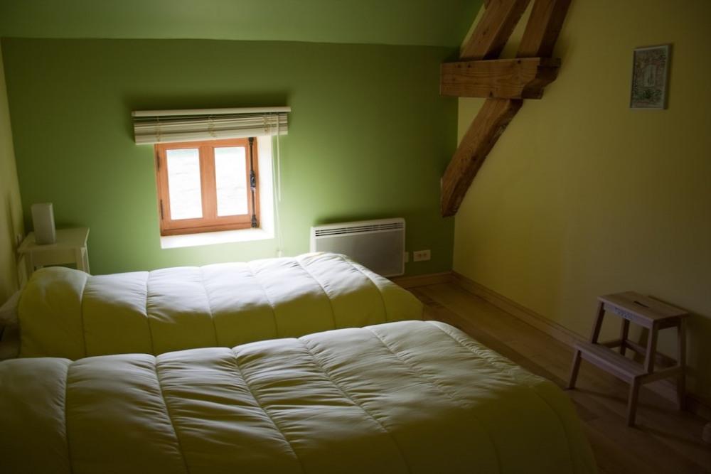 Gîte 3 seconde chambre