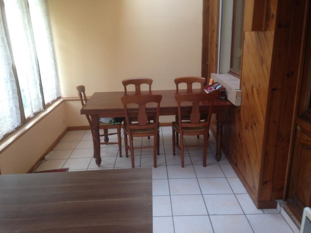 Salle à manger (Veranda)