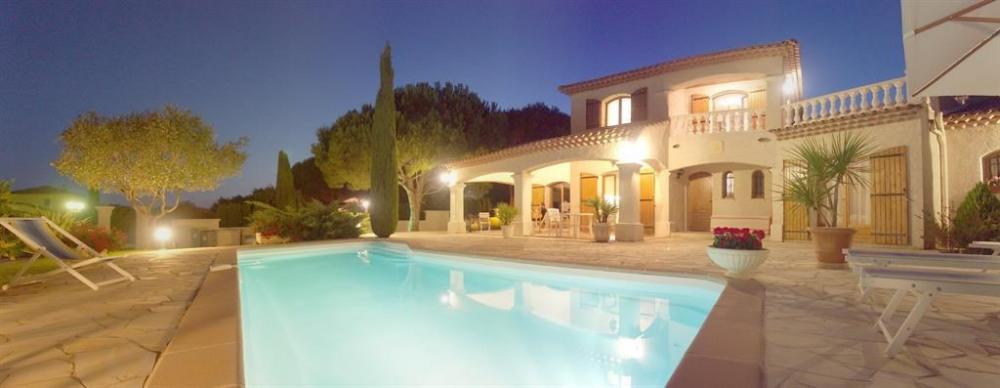 Villa pour 6 pers. avec piscine privée, Fréjus