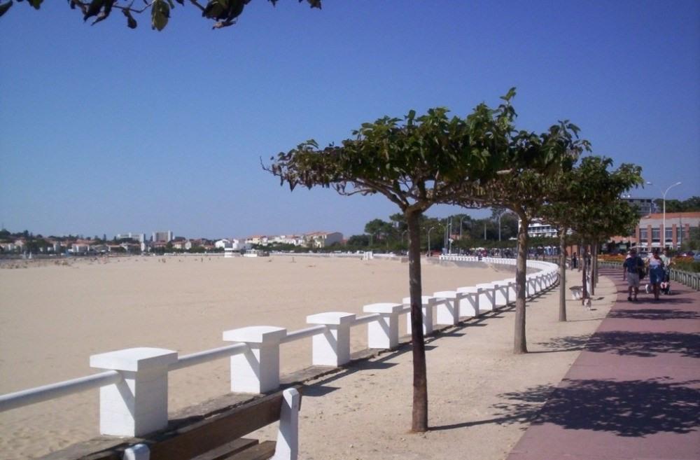 La grande plage de st Georges de didonne