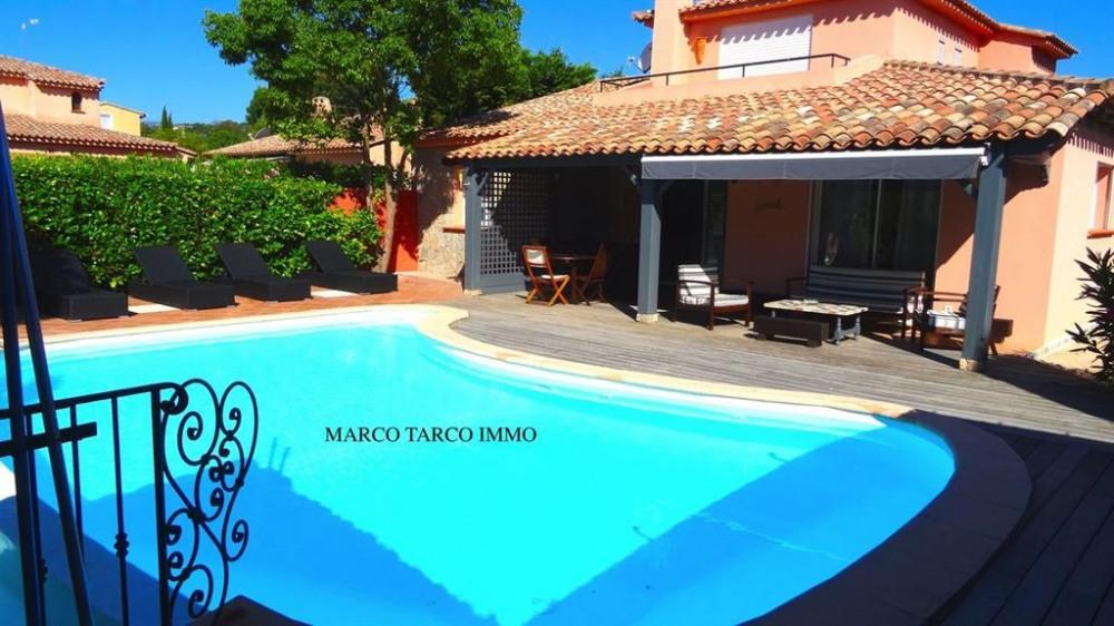 Villa Calla Rossa piscine privée
