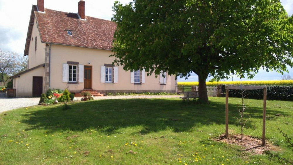 Holiday rentals Saint-Loup - House - 9 persons - BBQ - Photo N° 1