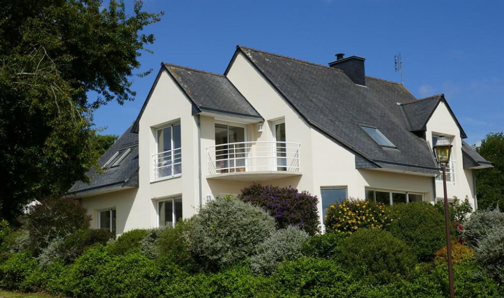 Holiday rentals Locquénolé - House - 5 persons - BBQ - Photo N° 1