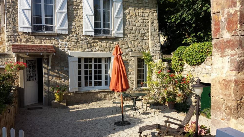 Location vacances Auvers-sur-Oise -  Gite - 4 personnes - Barbecue - Photo N° 1