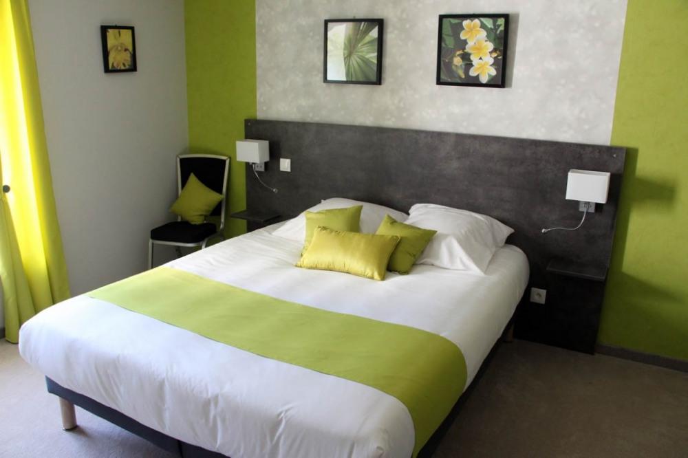 chambre partie hôtel