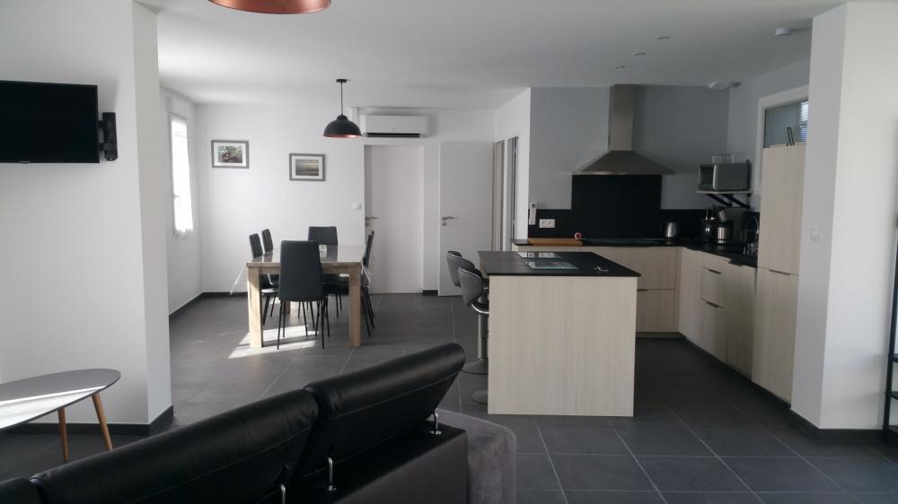Location vacances La Tranche-sur-Mer -  Appartement - 6 personnes - Jeux de société - Photo N° 1