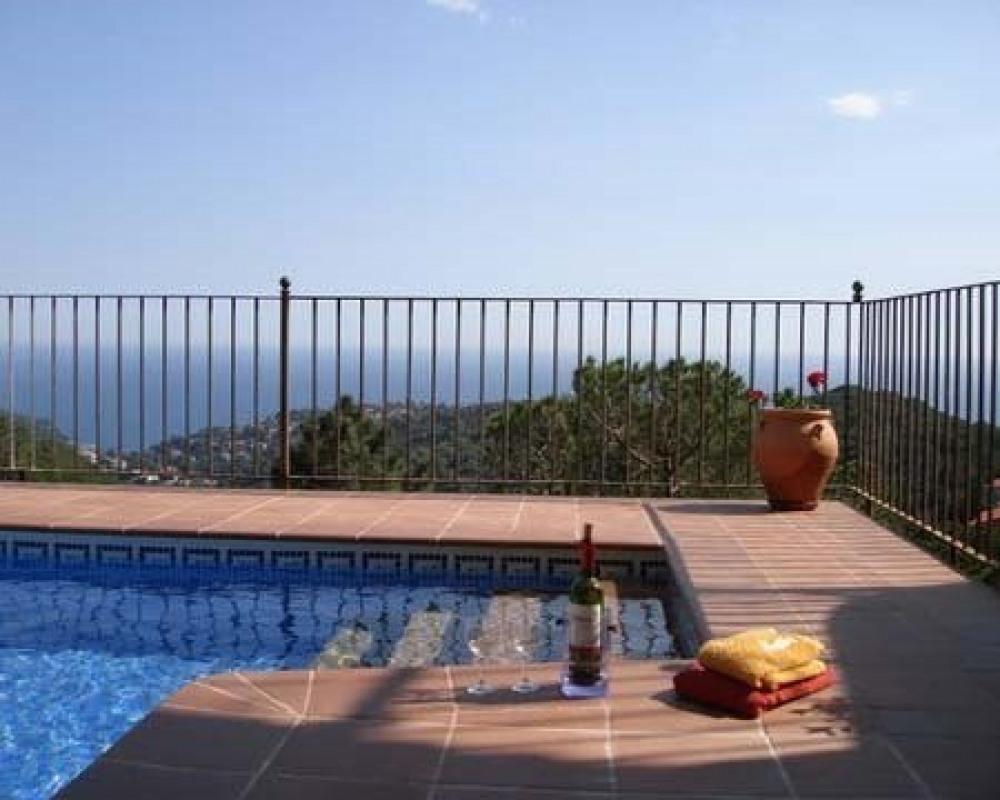 Villa 6-10 pers avec piscine privée