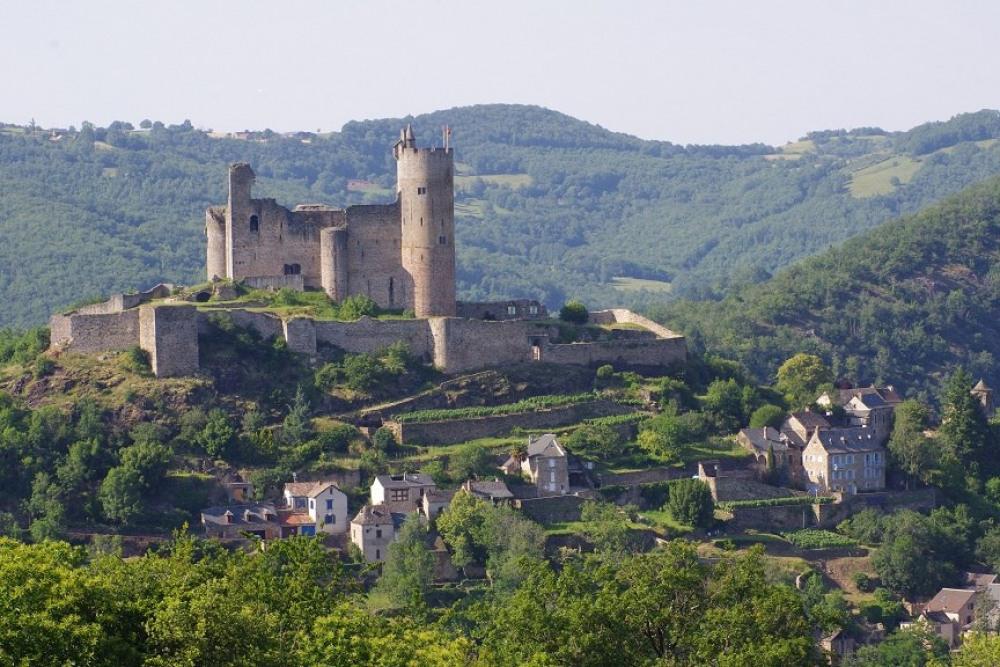 Le chateau de Najac