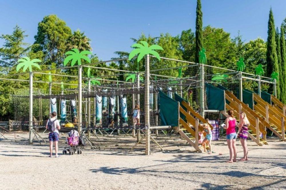 Camping La Sirène 5* - Sirène 2 - 2 chambres - 6 personnes dont 4 adultes maximum, bébé inclus