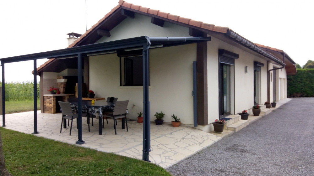 Location vacances Soustons -  Maison - 4 personnes - Barbecue - Photo N° 1